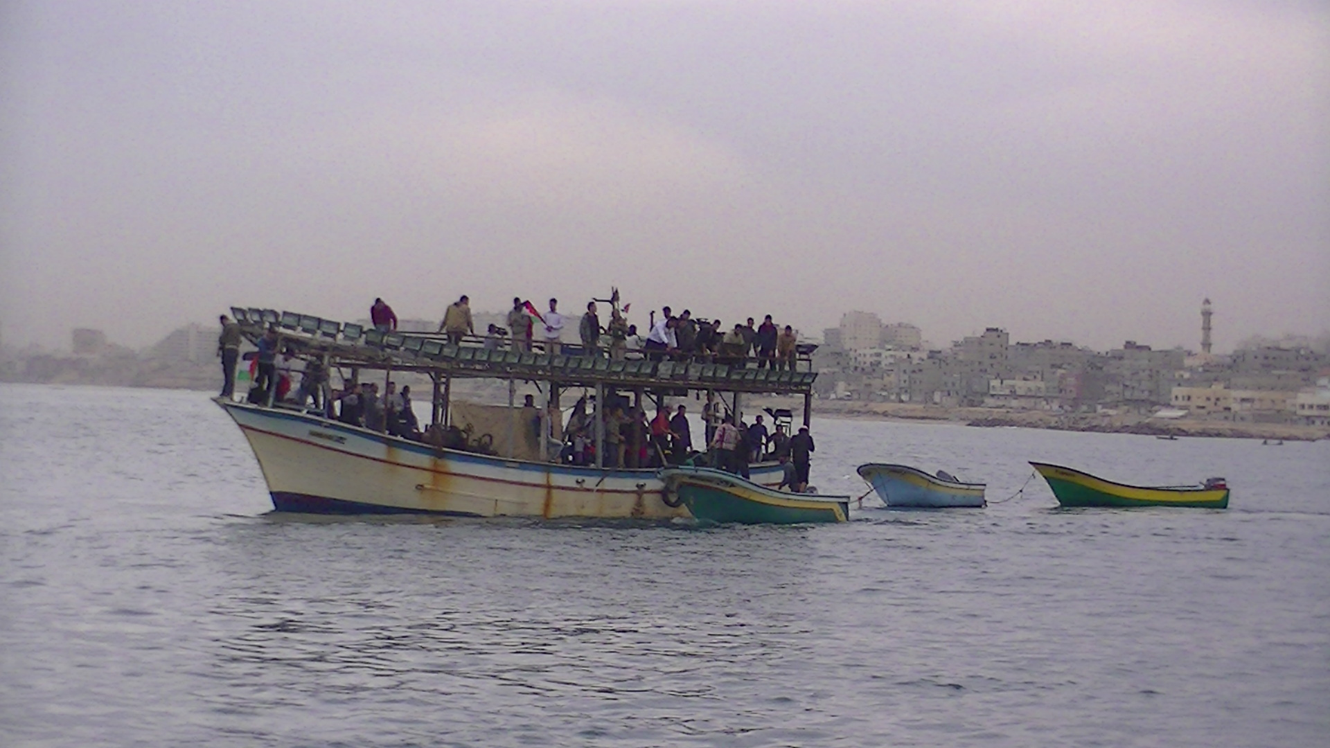 Sumud Flotilla - 2/12/13