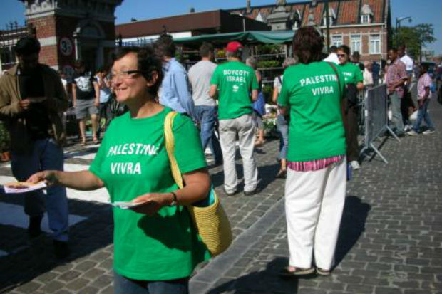 French protesters call on consumers to boycott Teva