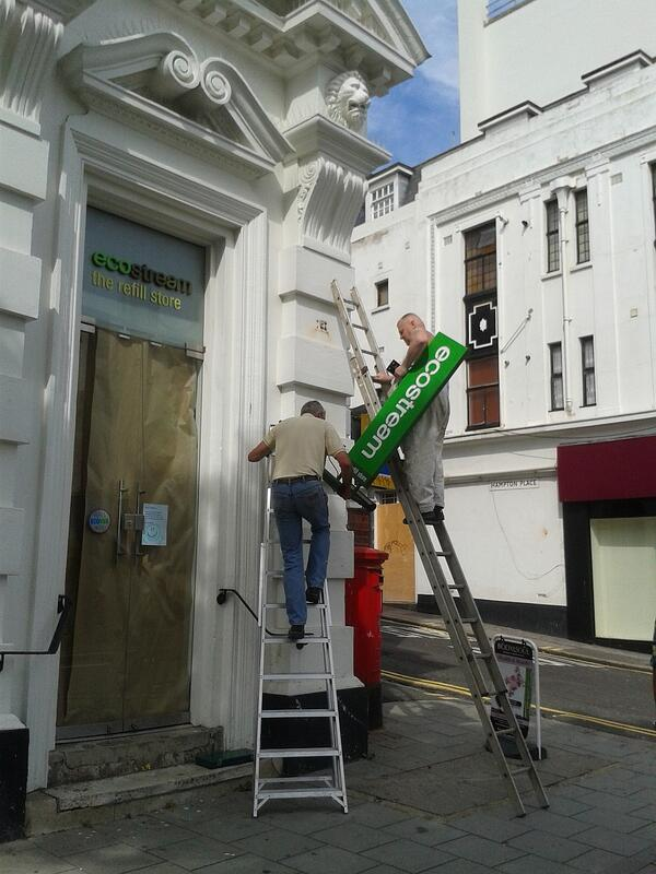 Brighton's Ecostream store closes after two years of concerted campaigning