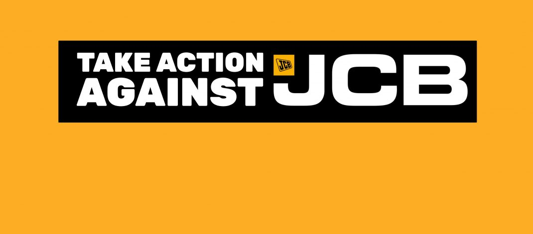 Stand in solidarity with Khan al Ahmar: Take action against JCB