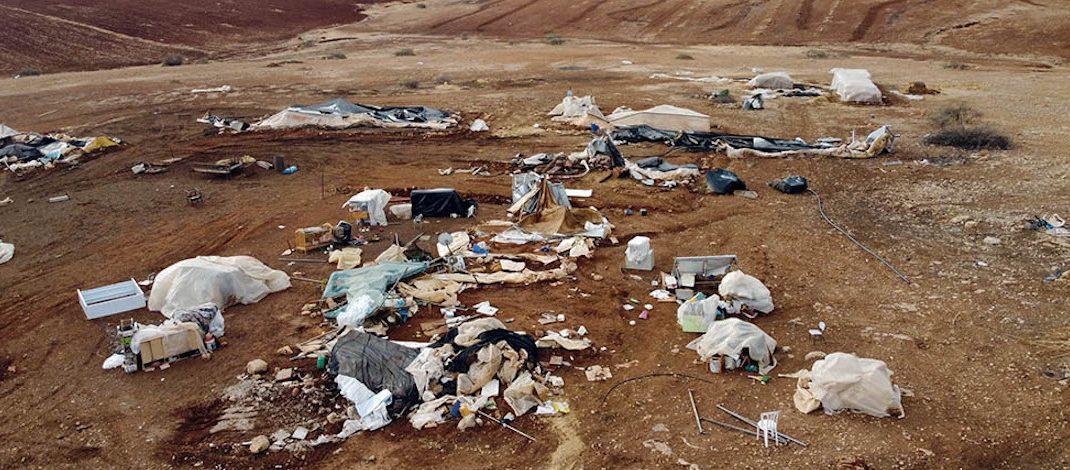 Humsa demolition